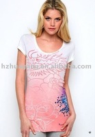 Free shipping !top quality ladies ed hardy Tshirts(accepted paypal)