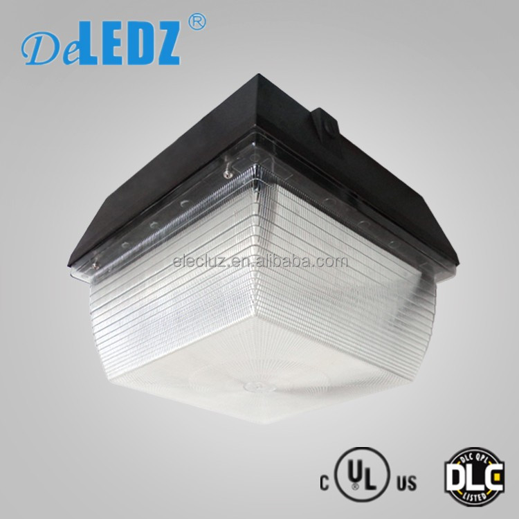 60W Canopy LED Light and Ceiling light with UL/cUL