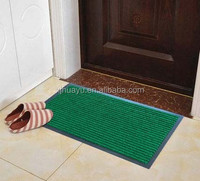 Waterproof anti-skidding PVC carpet floor door mat