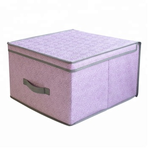 Pink Fabric Storage Bins, Pink Fabric Storage Bins Suppliers And  Manufacturers At Alibaba.com