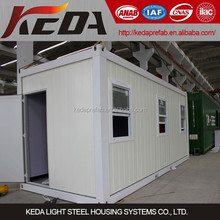 Living container house prefab container homes solar power container home