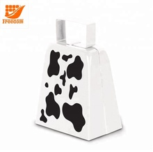 Cheap Custom Metal Cow Bell with Handles Wholesale