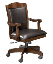 Re:high quality leather wooden chairs