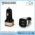 Colorful Dual car usb charger, travel phone/tablet charger