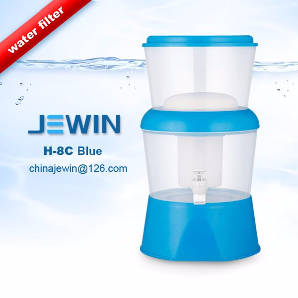 New cheap price Ceramic Mineral Water purifier with activated carbon to purify water with 8L