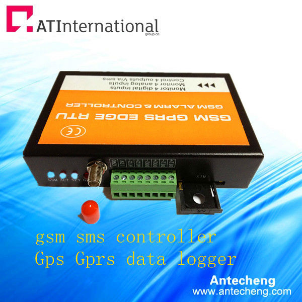 wind anemometer data logger Q26 gsm gprs sms rtu controller