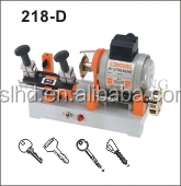New auto key cutting machine for high quality 218D best key cutting duplicate key making machine