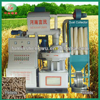 full automatic wood pellet production equipment