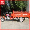 Cheap China New Color Gasoline Motorized 3 Wheeler Thailand Tuk Tuk Motorcycle