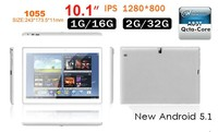 Touch screen Android 5.1 tablet pc Allwinner Octa Core wifi tablet pc