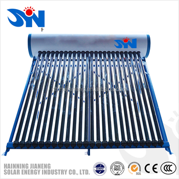 Hot Selling Cheap Custom Compact Pre-Heating Solar Water Heater