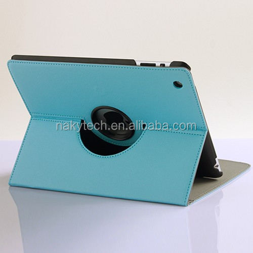 hot selling leather tablet case with handhold for microsoft surface pro 3