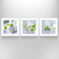 Stretched Canvas Wall Art with Still Life Flower Picture Print On Canvas For Wall Decor