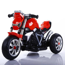 3 wheels 6V battery rechargeable ride on toy kids motorcycle