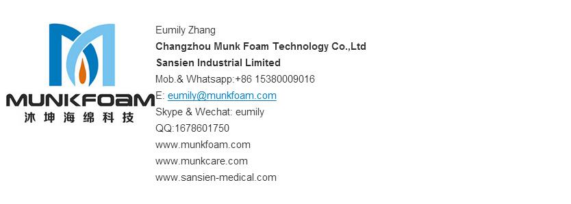 Preço de fábrica kit cirúrgico curativo pincel de esponja de limpeza de desinfecção escova