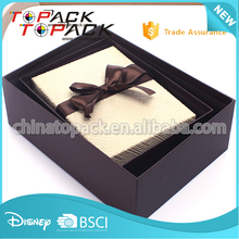 Professional Factory Cheap Wholesale Custom Design jewelry paper box with high quality from China workshop