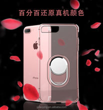New arrival TPU Multifunction rose phone case carcasa de telefono for iphone 7