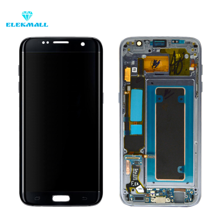Genuine original new 100 % Brand new <strong>LCD</strong> For Samsung Galaxy S7 edge <strong>LCD</strong> Display Replacement