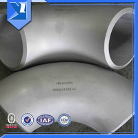 Large Diameter A403 Wp304 90 Degree Pipe Bend