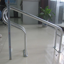 high quality galvanized Bicycle rack