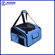 Pet Carrier for Dogs & Cats Comfort Airline Approved Travel Tote Soft Sided Bag for Pets bag dog