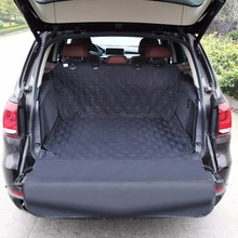 Hot Selling waterproof and skidproof pet dog SUV cargo liner cover
