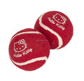 "2.5"" colored pet tennis ball toys supplier since Year 2002"