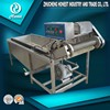 Food Processing Equipment, Ozone & Ultrasonic Fruit and Vegetable Bubble Washing Machine