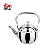 Wholesale 201 Stainless Steel Whistling Kettle