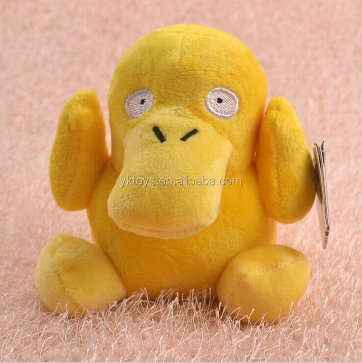 Pokemon Psyduck soft plush toys for saling