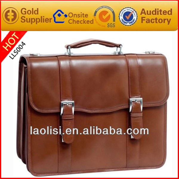 2013 The new designer men classical bags branded wholesale luxury vintage leather breifcase handbags for men