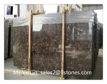 China dark emperador price china marble gangsaw slabs marble colors