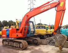 Used Hitachi EX120 Excavator Hitachi EX120-1, EX120-2 Japan excavator