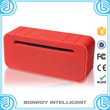 Brand Name printed Waterproof bluetooth wireless mini portable speaker