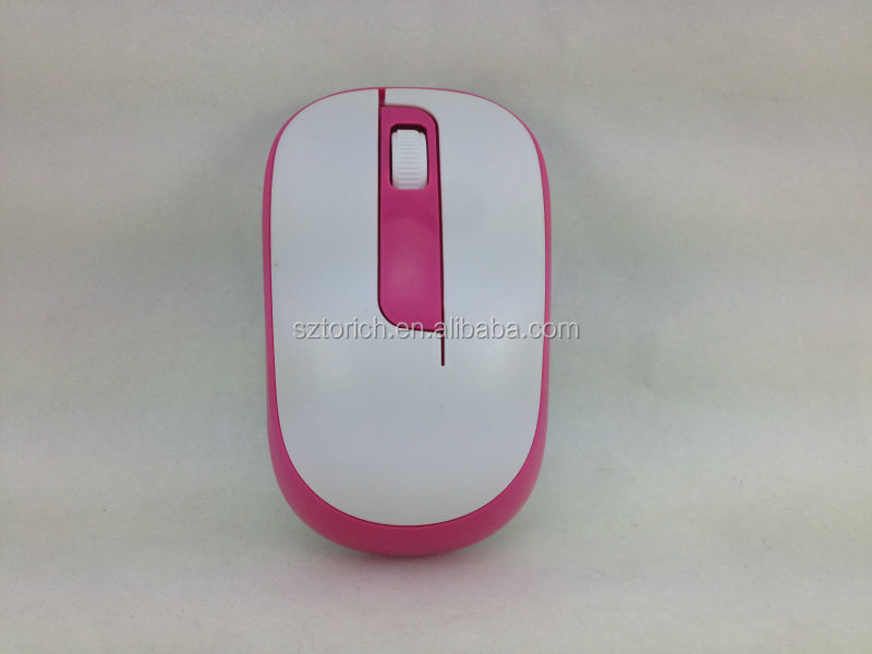 wireless new style cheaper 2.4GHZ Office Business wireless optical mouse
