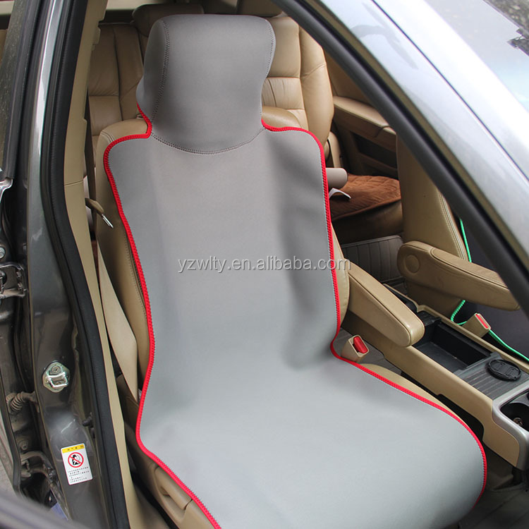 Wholesale custom made private label auto seat cushions pet car seat cover