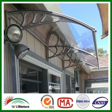 High-quality wholesales outdoor diy polycarbonate awning and canopy