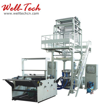 Co-extruded Poly Mailing Bag Film Machine from China Manufacturer