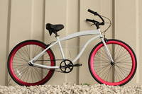 Wholesale low price high quality chopper beach cruiser electric bike