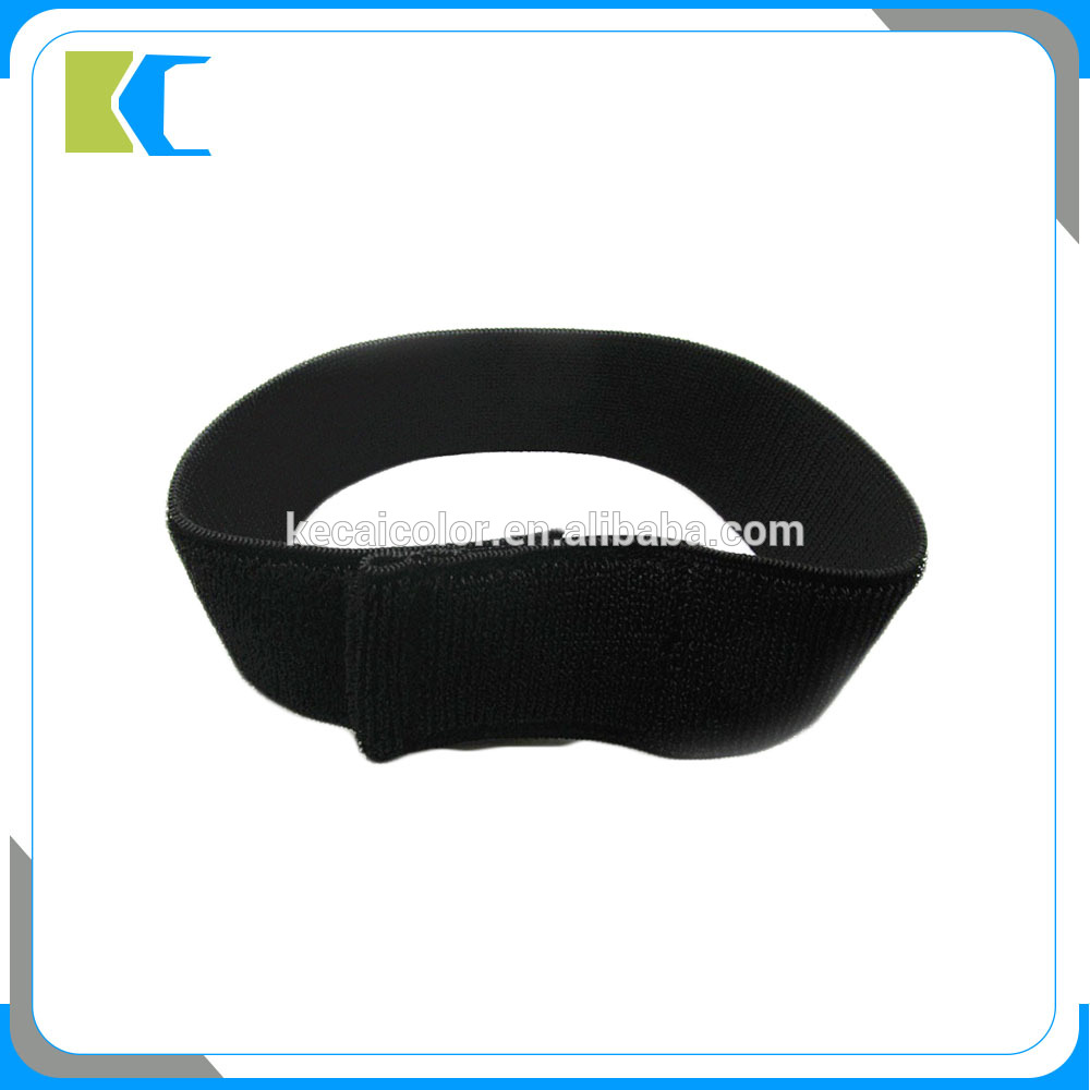 Promotion Elastic Polyester Velcro Band Silicone Velcro with High Quality
