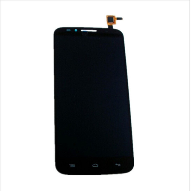 "New Original Touch Panel For UMI EMAX 5.5"" Black Front Touch Screen+LCD Digitizer Glass Sensor Panel Assembly Repartment"