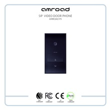 Hot Sale RFID Sensor TCP/IP SIP Video Door Phone