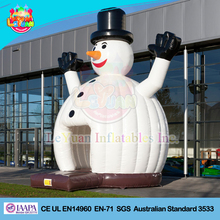 Christmas inflatable,giant inflatable christmas snowman,inflatable christmas decorations