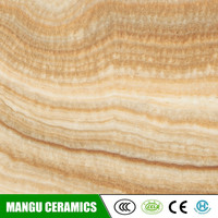 Yellow marble flooring Nature marble tile