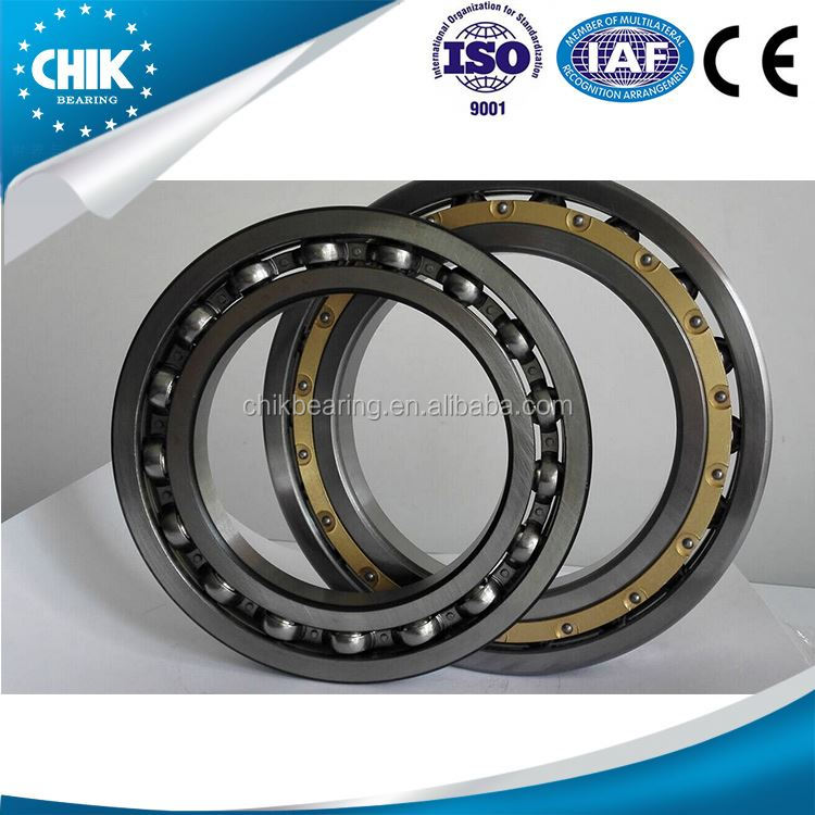 China agricultural machinery bearing 6008 deep groove ball bearing for sale