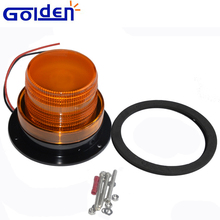 Airport amber warning flashing rotary LED rotating beacons light for auto use