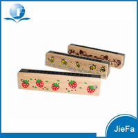 Children Wooden Harmonica Toy Education