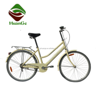 New style 24'' aluminum alloy frame lady bicycle high quality city bike in stock