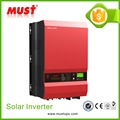 2016 HOT 8KW solar inverter/Advanced Combined MPPT Solar Controller 48V 8KW Inverter