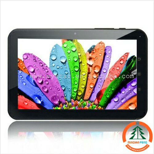 Cheap Android 4.0.3 tablet ARM A10 Processor 7 inch tablet